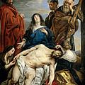 Pieta by Jacob Jordaens