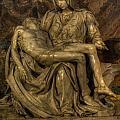 Pieta by Michael Kirk