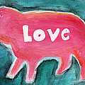 Pig Love by Linda Woods
