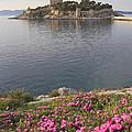 Pigeon Island Kusadasi Turkey  by Ivan Pendjakov