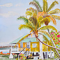 Pigeon Key - Home by Terry Arroyo Mulrooney