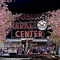 Pike Place Market IIi by David Patterson
