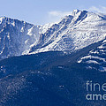 Pikes Peak by Steve Krull