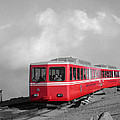 Pikes Peak Train by Shane Bechler