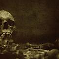 Pile Of Bones by Margie Hurwich