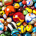 Pile Of Marbles by Garry Gay