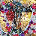 Pilgrimage Shrine by Roselynne Broussard