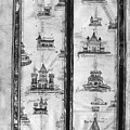 Pilgrims' Map, C1250 by Granger