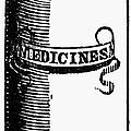 Pill Bottle, 19th Century by Granger