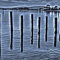 pillars on the Bay by SC Heffner