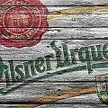 Pilsner Urquell by Joe Hamilton