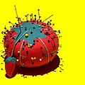 Pin Cushion by Tom Mc Nemar