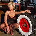 Pin Up Girl by Jt PhotoDesign