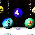 Pin Up Ornaments by Amanda Struz