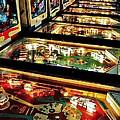 Pinball Arcade by Benjamin Yeager