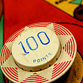 Pinball Machine by Bernard Jaubert