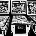 Pinball Memories by Benjamin Yeager