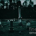 Pine Hill Cemetery by Chet B Simpson