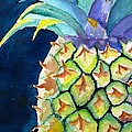 Pineapple by Carlin Blahnik CarlinArtWatercolor