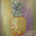Pineapple by Graciela Castro