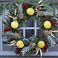 Pineapple Wreath by Pete Federico