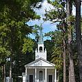 Piney Grove Church by Carla Parris