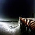 Pinhole Oceanside Pier by Hugh Smith
