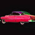 Pink Caddy by Joseph Hollingsworth