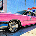 Pink Cadillac by Liane Wright
