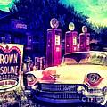 Pink Cadillac by Mo T