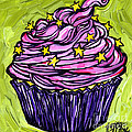 Pink Cupcake by Tracy Levesque