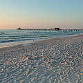 Pink Florida Sands by Susan Wyman