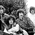 Pink Floyd 1967 by Chris Walter