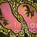 Pink Jewels by Judy Gerstner