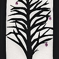 Pink Leaf Maple by Barbara St Jean