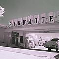 Pink Motel by Jennifer Ann Henry