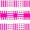 Pink Patterns by Bill Owen