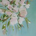 Pink Petals by Judith Rhue