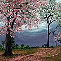 Pink Poui by Karin  Dawn Kelshall- Best