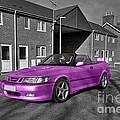 Pink Saab  by Rob Hawkins
