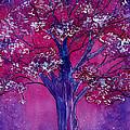 Pink Spring Awakening by Brenda Owen