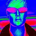 Pink Sunglasses by Ed Weidman