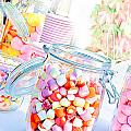 Pink Sweets by Nataliya Pergaeva