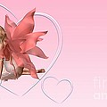 Pink Valentine Fairy - 2 by Fairy Fantasies