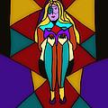 Pinnacle Of Womanhood by Donna Blackhall