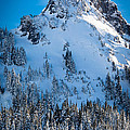 Pinnacle Peak Winter Glory by Inge Johnsson