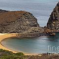 Pinnacle Rock Galapagos by Jason O Watson