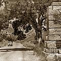 Pinnacles National Monument California Circa 1946 by California Views Archives Mr Pat Hathaway Archives