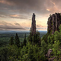 Pinnacles The Dorion Tower by Jakub Sisak