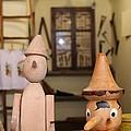 Pinocchio by April Antonia